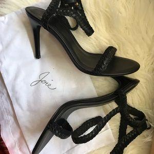 👠 NIB Women's Joie Strappy Heels